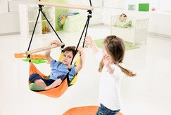Amazonas Kids swinger yellow